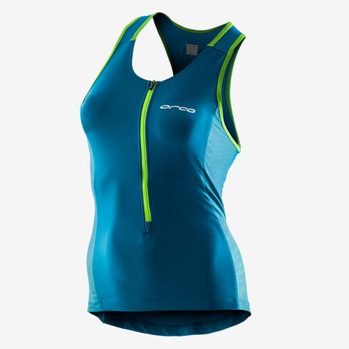 Orca - 2021 - Core Tri Top - Women's - Aquamarine