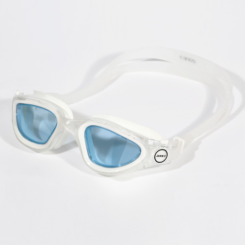 Zone3 - 2021 - Vapour - Clear/White - Lens : Tinted Blue - Unisex
