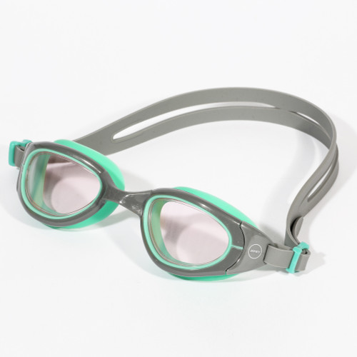 Zone3 - 2021 - Attack - Grey/Green - Lens: Tinted Pink - Unisex