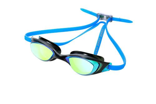 Zone3 - 2020 - Aspect - Aqua/Black - Lens : Rainbow Mirror - Unisex