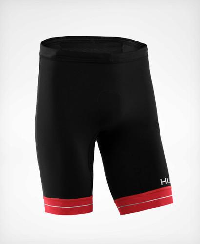 HUUB - RaceLine Men's Tri Shorts - Black/Red
