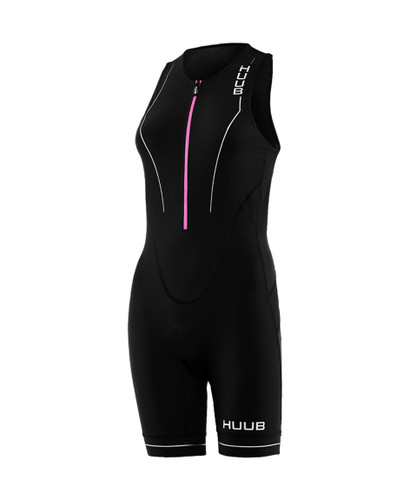 HUUB - Aura Women's Tri Suit 2020 - Black/Purple
