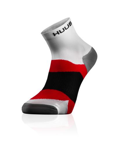 HUUB - 2021 - Trainer Active Sock - Unisex - White