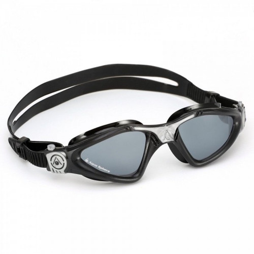 Aqua Sphere - Kayenne Goggles - Black/Silver/Dark