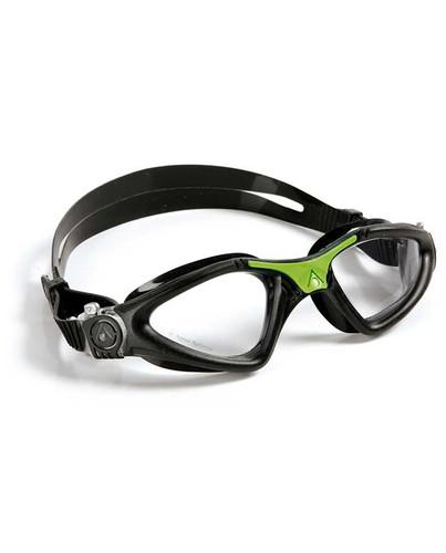 Aqua Sphere - Kayenne Goggles - Black/Green/Clear