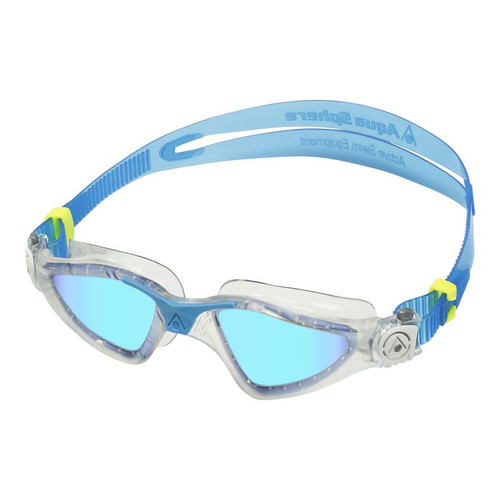 Aqua Sphere - Kayenne Goggles - BLUE TITANIUM MIRRORED