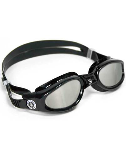 Aqua Sphere - Kaiman Goggles - Black/Black/Mirror