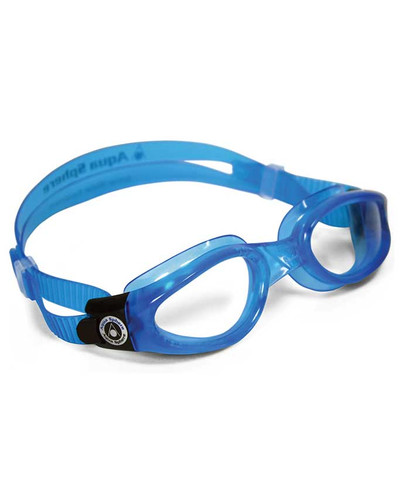 Aqua Sphere - Kaiman Goggles - Light Blue/Light Blue/Clear