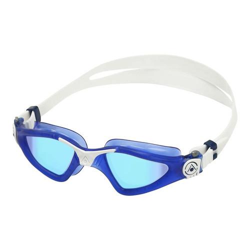 Aqua Sphere - Kayenne Goggles - DARK BLUE TITANIUM MIRRORED