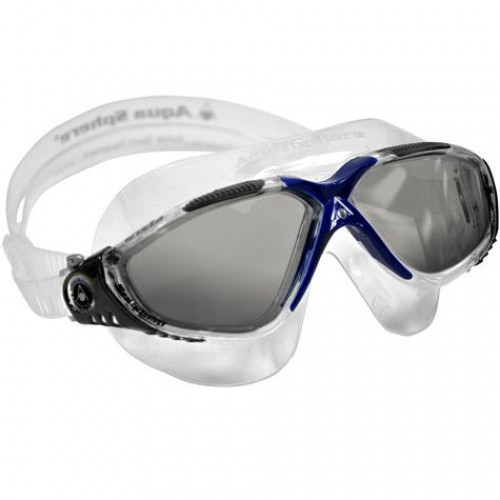 Aqua Sphere - Vista Goggles - Clear/Dark Grey/Blue /Dark