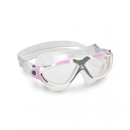 Aqua Sphere - Vista Lady Goggles - White/Pink/Silver/Clear