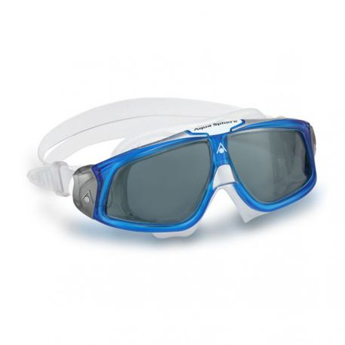 Aqua Sphere - Seal 2.0 Goggles - Light Blue/White/Dark