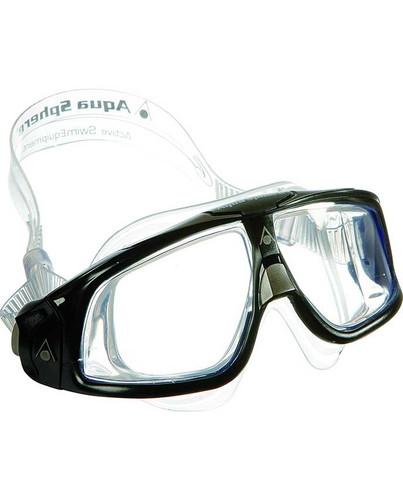 Aqua Sphere - Seal 2.0 Goggles - Black/Grey/Clear