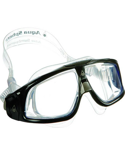 Aqua Sphere - Seal 2.0 Goggles - Black/Grey/Clear