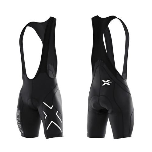 2XU - Men's Compression Cycle Bib Shorts - XS only
