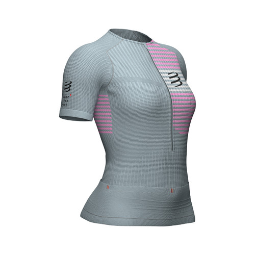 Compressport - Women's Tri Postural Short Sleeve Top