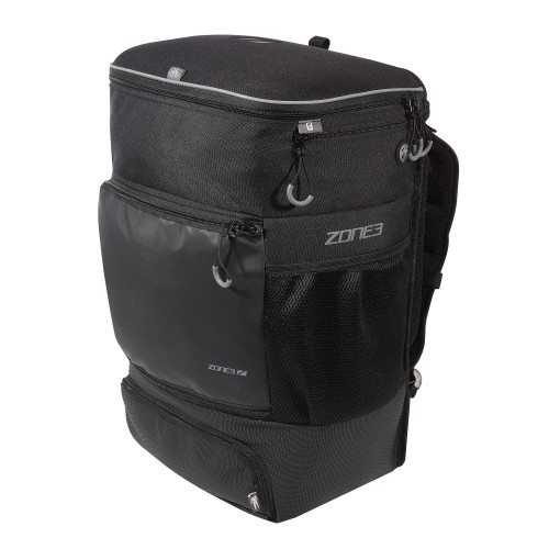 Zone3 - Transition Backpack With Eva Cycle Helmet Compartment - Unisex