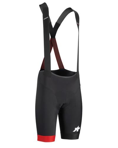 Assos - Men's Equipe RS Bib Shorts S9 - National Red