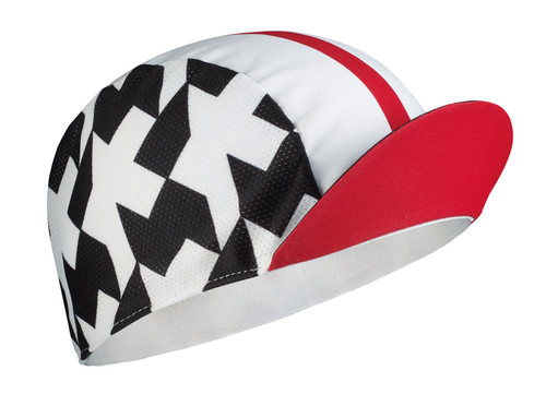 Assos - Equipe RS Cap - Unisex - National Red