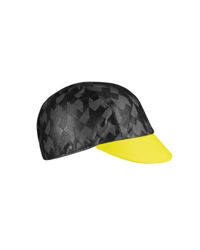 Assos - Equipe RS Unisex Rain Cap - Fluo Yellow