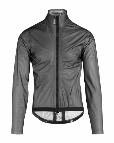 Assos - Equipe RS Rain Jacket EVO - Unisex - Black Series