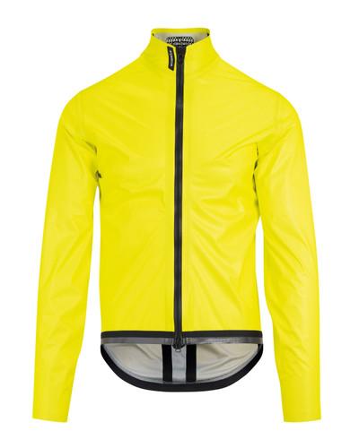 Assos - Equipe RS Rain Jacket EVO - Unisex - Fluo Yellow