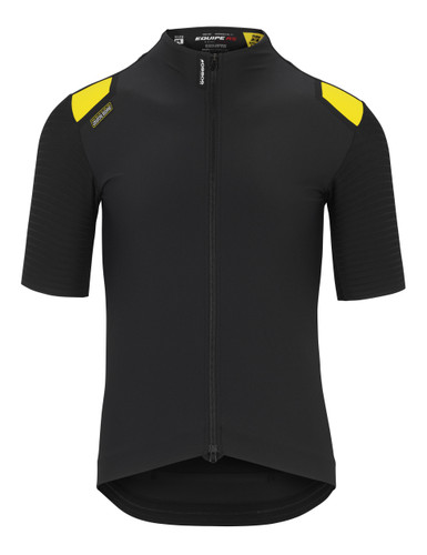 Assos - Equipe RS Men's Spring/Autumn Aero SS Jersey - Black Series