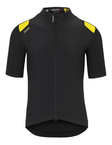 Assos - Equipe RS Men's Spring/Autumn Aero SS Jersey - Black Series
