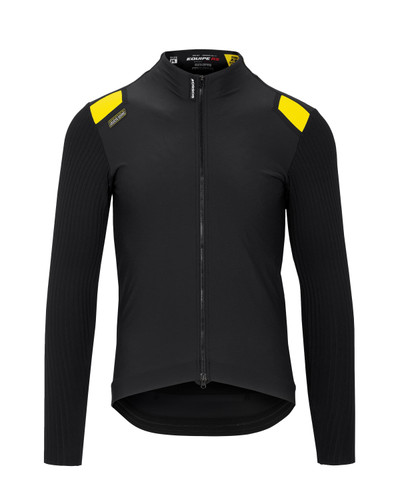 Assos - Equipe RS Men's Spring/Autumn Jacket - Black Series