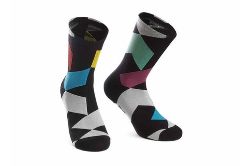 Assos - Fastlane Rock Socks - Unisex - Booster