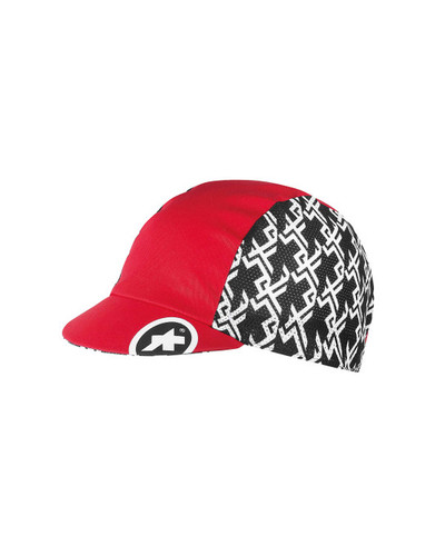 Assos - GT Cap - Unisex - National Red