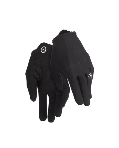 Assos - RS Aero Unisex Full-Finger Gloves - Black Series