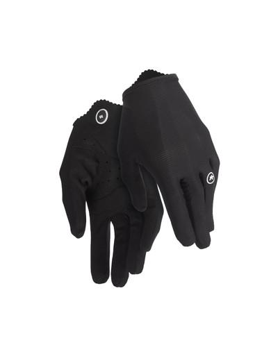 Assos - RS Aero Unisex Full-Finger Gloves - Black Series