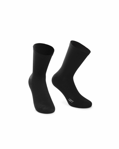 Assos - Socks - Unisex - Black Series