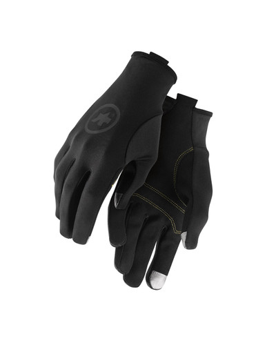 Assos - Unisex Spring/Autumn Gloves - Black Series