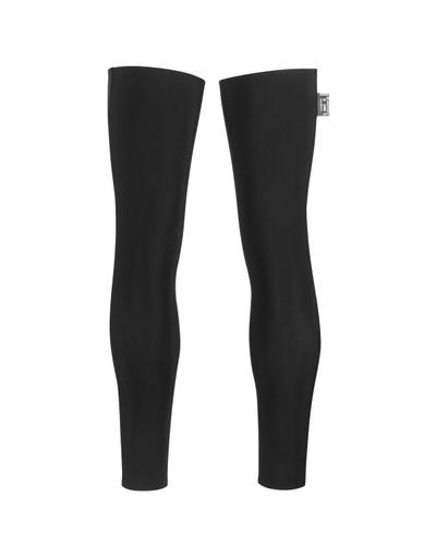 Assos - Spring/Autumn Unisex Leg Warmers - Black Series