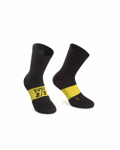 Assos - Spring/Autumn Unisex Socks - Black Series
