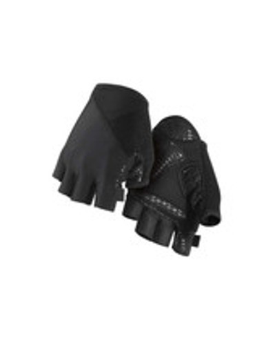 Assos - S7 Unisex Summer Gloves - Black Series