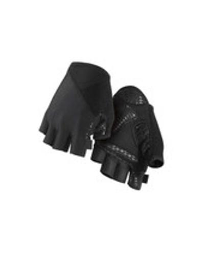 Assos - S7 Unisex Summer Gloves - Black Series