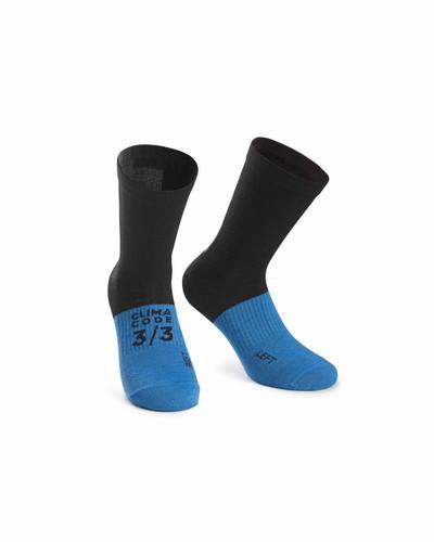Assos - Ultraz Unisex Winter Socks - Black Series