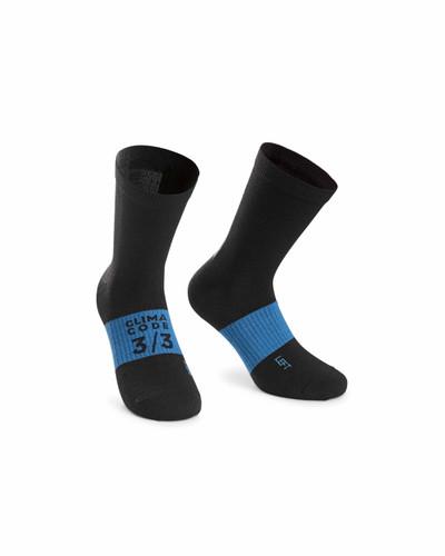 Assos - Unisex Winter Socks - Black Series
