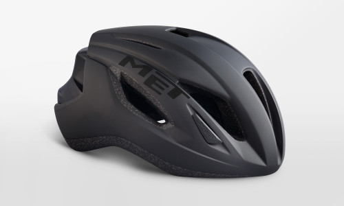 MET - Strale Black Matt Glossy Helmet