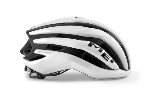 MET - Trenta Mips White Black Helmet