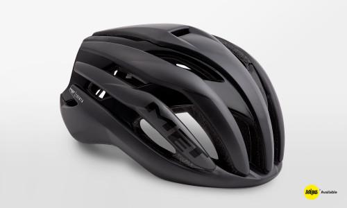 MET - Trenta Black Helmet