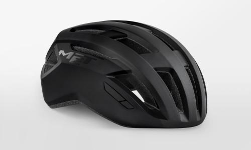 MET - Vinci Mips Ce Black Helmet