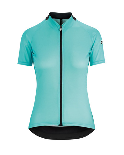 Assos - UMA GT Women's Short-Sleeved EVO Jersey - Aqua Green