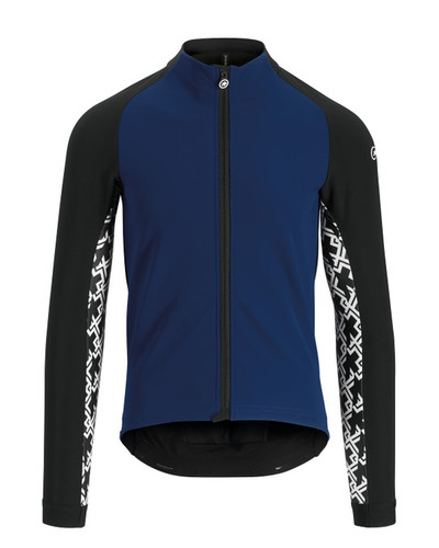 Assos - MILLE GT winter Jacket - Men's - Caleum Blue