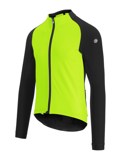 Assos - MILLE GT winter Jacket - Men's - Visibility Green