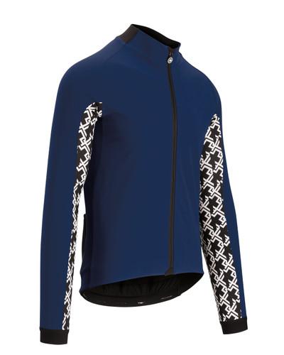 Assos - Men's MILLE GT ULTRAZ  Winter Jacket - Caleum Blue