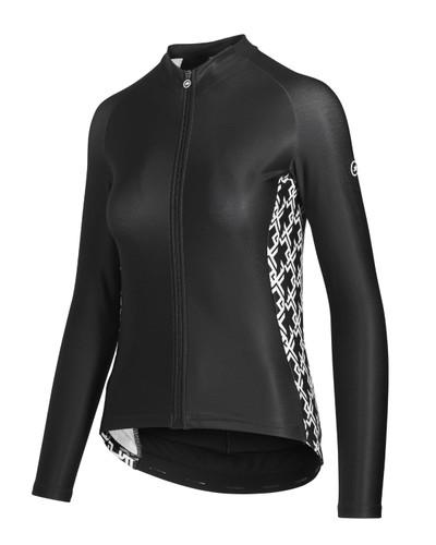 Assos - UMA GT Women's Spring/Autumn Long-Sleeve Jersey - Black Series